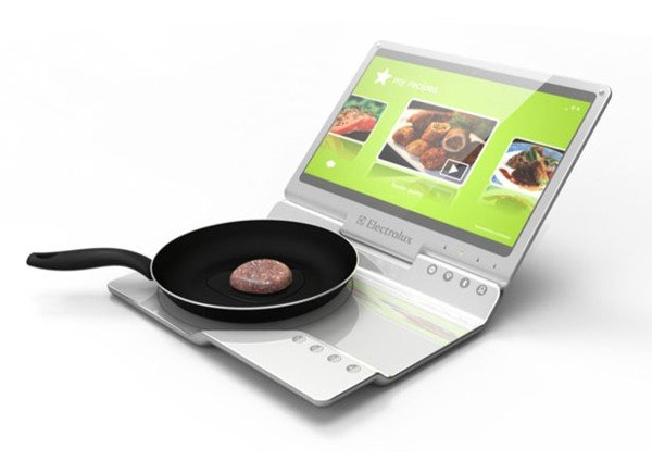 Electrolux Notebook Kitchen