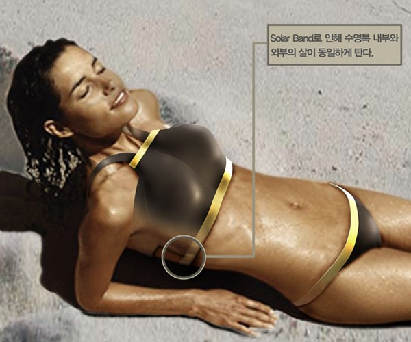 Solar Tan Swimsuit: You Don't Have to Take Your Clothes Off to Have a Good Tan