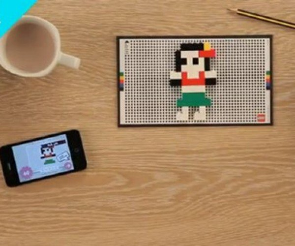 LEGO Life of George Tests Your Brick-Building Skills with Your iPhone