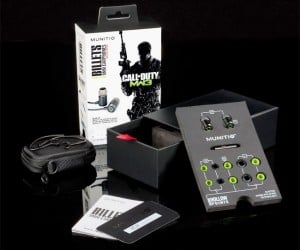 Call of Duty: Modern Warfare 3 Billets 9mm Earphones