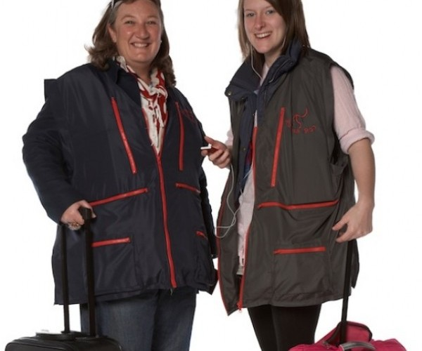 Rufus Roo 'Big Pocket' Travel Jacket is Perfect for Those Who Don't Like to Travel Light