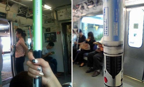 Star wars Lightsabers in Tokyo