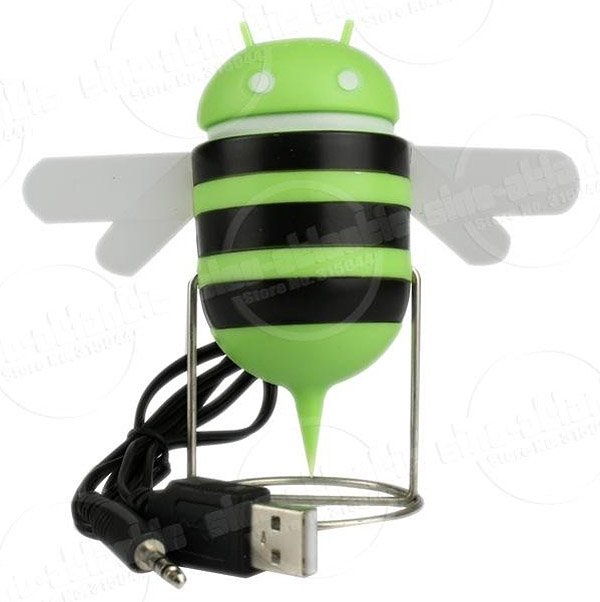 android bee speaker green