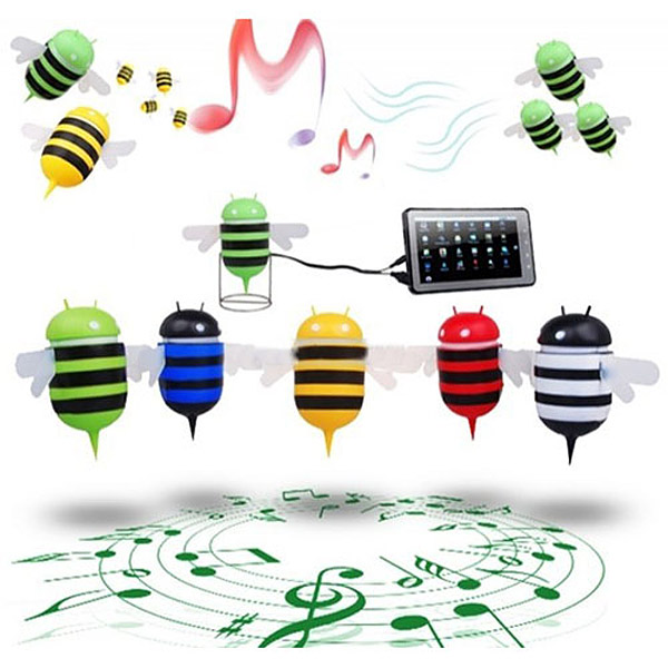 android bee speakers
