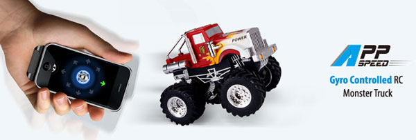 AppSpeed Monster Truck