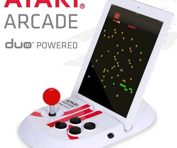 Atari Arcade Duo iPad Joystick Now Available