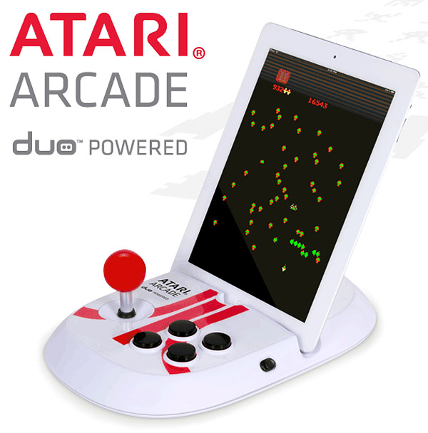 atari arcade duo powered joystick