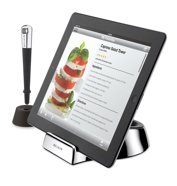 Chef Stand + Stylus