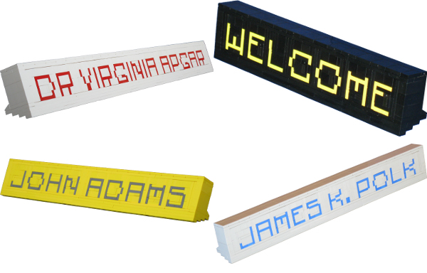 brick built nameplates