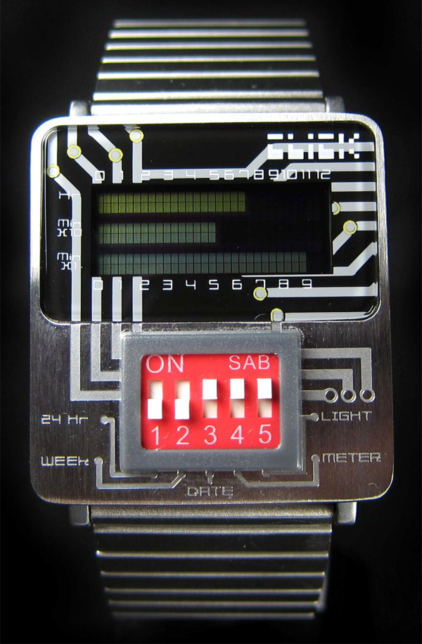 click dip switch watch