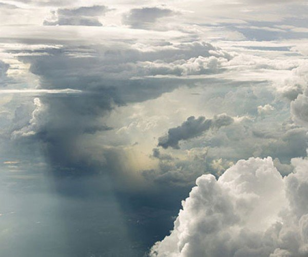 Awesome Cloud Photos Taken from Four Miles Up… With the Door Open!
