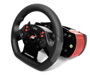 Fanatec Forza Motorsport CSR Elite Force-Feedback Wheel Coming Soon