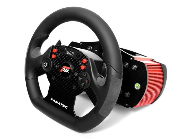 fanatec forza motorsport csr elite force feedback wheel. Black Bedroom Furniture Sets. Home Design Ideas