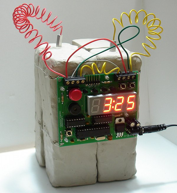 defusable clock by michael krumpus 2
