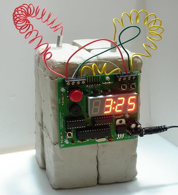defusable clock by michael krumpus 2