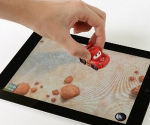 Disney Cars 'Appmates' Toys Will Work With Your iPad, Vroom Vroom