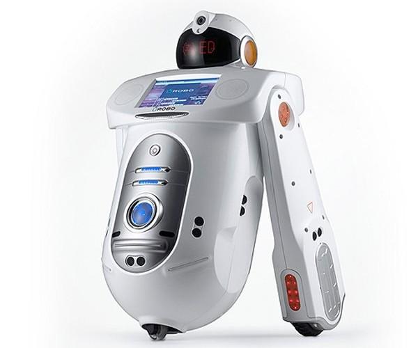 ED-7270 Robot Looks Like ED2-D2