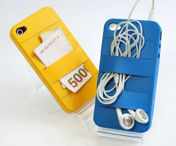 Elasty iPhone Case Eliminates the Need for Other iAccessories