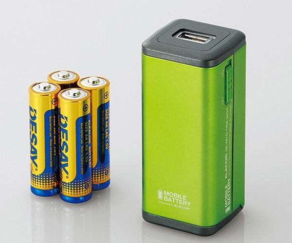 elecom DE-A01D-1908 iphone battery charger 3