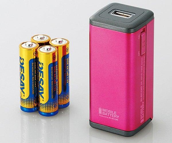 elecom DE-A01D-1908 iphone battery charger 4