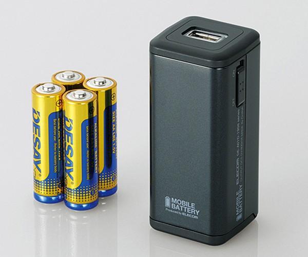 elecom DE-A01D-1908 iphone battery charger 5