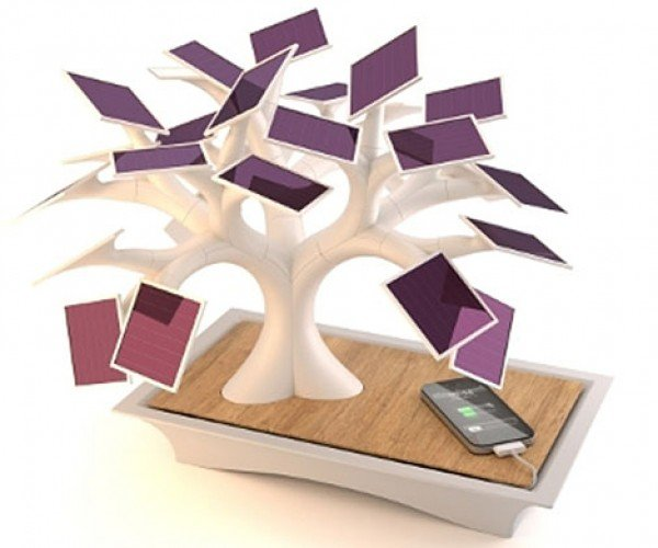 Electree Solar Bonsai Trims Down Your Electricity Bill
