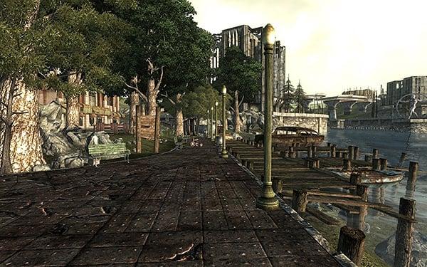 fallout 3 badass wasteland restoration mod by Shiholude Jeoshua Whoden Bumbum 2