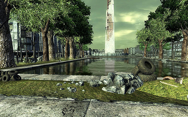 fallout 3 badass wasteland restoration mod by Shiholude Jeoshua Whoden Bumbum 4