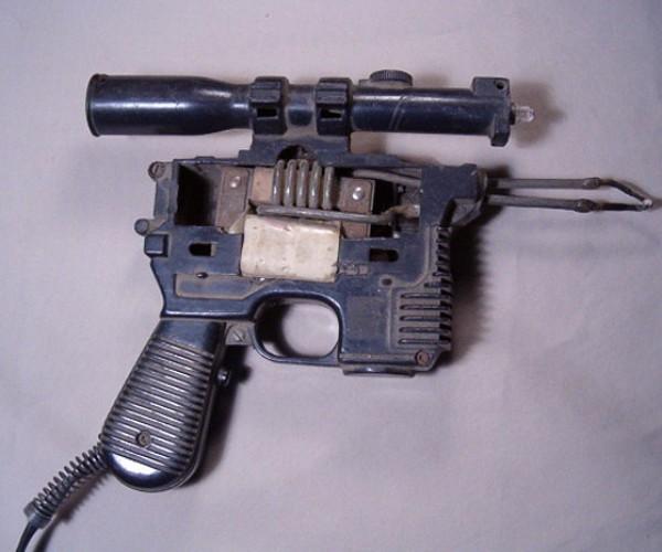 Han Solo Soldering Gun: Han Soldered First!