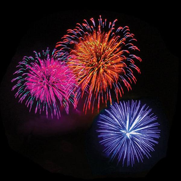 handheld fireworks light show projector 2