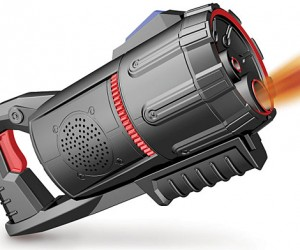 Handheld Fireworks Projector: No Fire, No Work