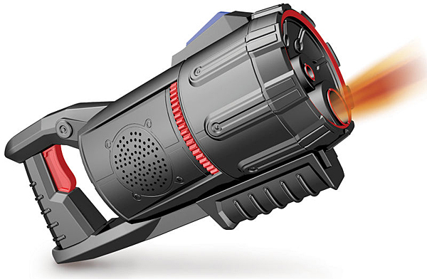 handheld fireworks light show projector