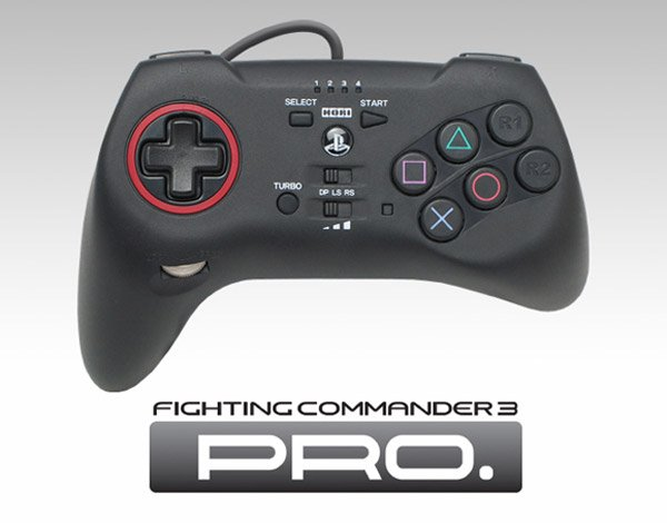 hori fighting commander 3 pro joystick
