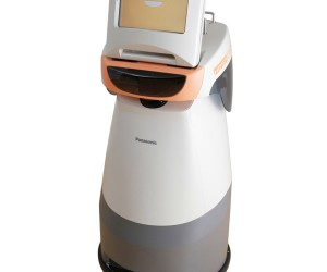 Panasonic's HOSPI-Rimo Assistance Robot Wants to Help, Not Hurt, Humans