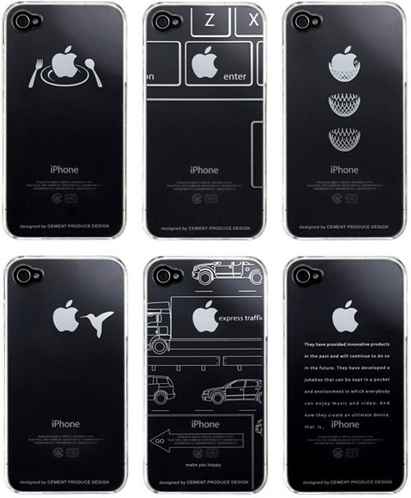 iPhone 4 iTattoo Case
