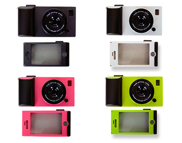 icamera case colors