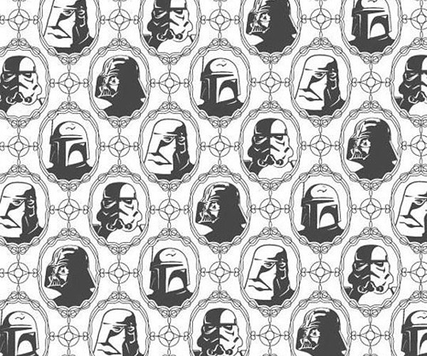 Imperial Forces Wallpaper: Your Walls Have Joined The Dark Side