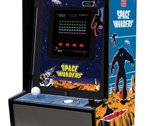 Taito InvaderCade iPad Arcade Cabinet, No Quarters Required (Just 200 Bucks)