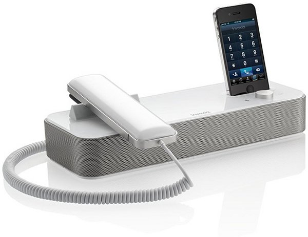 invoxia nvx610 turns your iphone into a land line phone for a price technabob. Black Bedroom Furniture Sets. Home Design Ideas