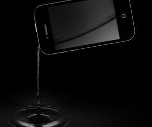 iPhone Flask Perfect for Drunk Dialing