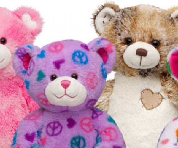 Build-A-Bear Workshop Offers Kinectimals Enabled Bears