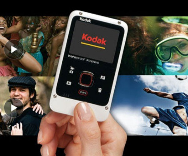 Kodak Shows Off PLAYFULL Waterproof Camera