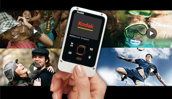Kodak Playfull Waterproof Camera