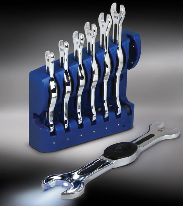 led illuminated wrenches