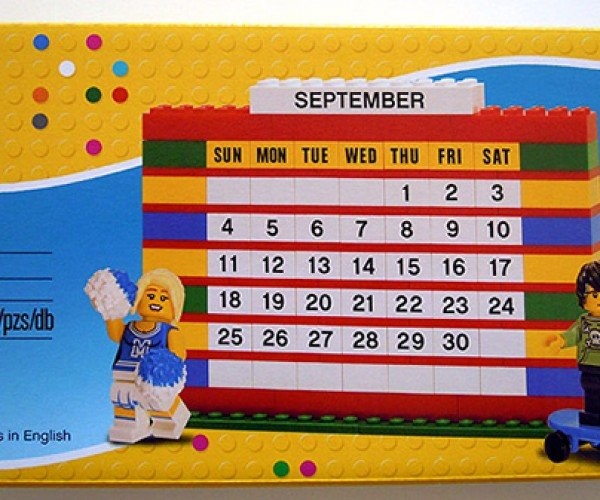 lego calendar 2