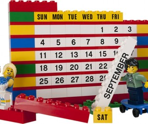 LEGO Calendar: Brickly Schedule
