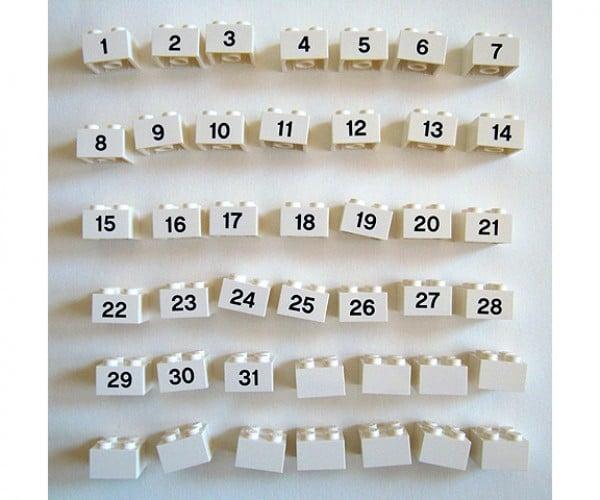 lego calendar 5