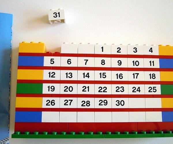 lego calendar 7