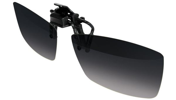 lg AG-F220 clip on 3D glasses