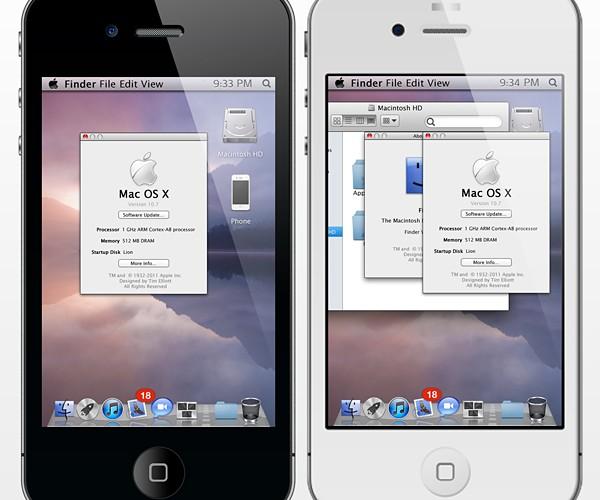 Lion Ultimatum Dreamboard Theme: iOSX